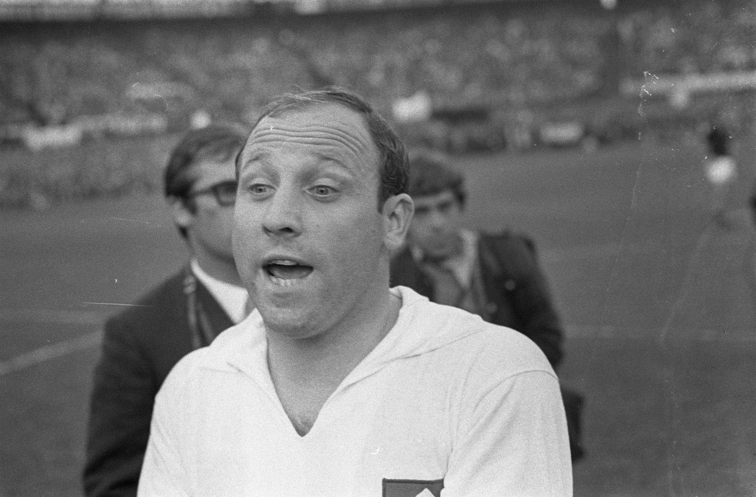 Uwe Seeler — Fußball-Idol