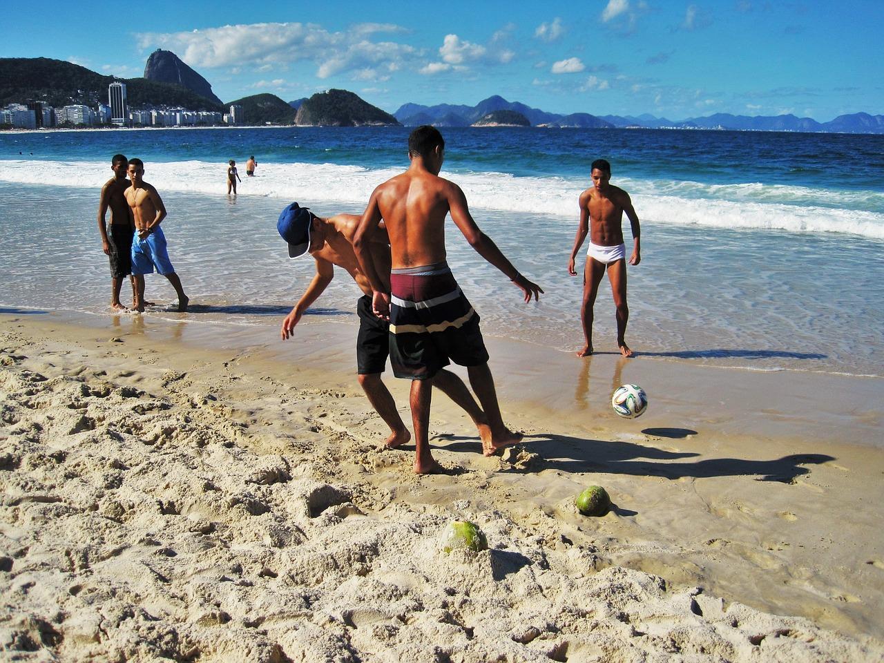 Brasilien und Fußball: Eine Einheit